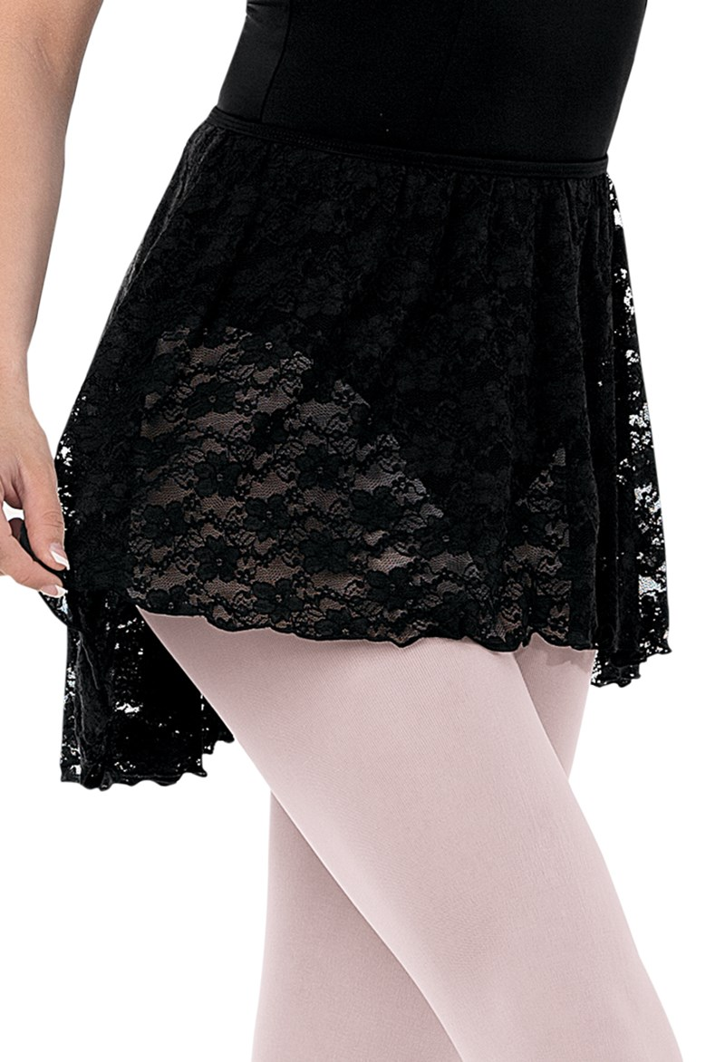 Balera Stretch Lace Skirt