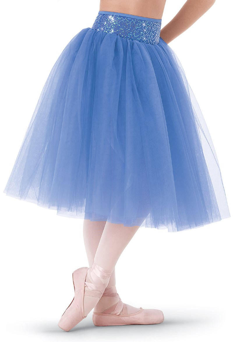 Balera Sequin Tulle Skirt