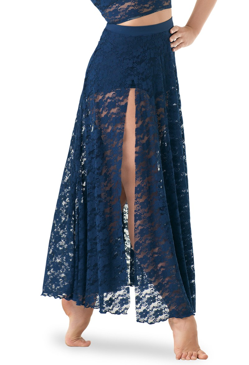 Balera Lace Maxi Skirt