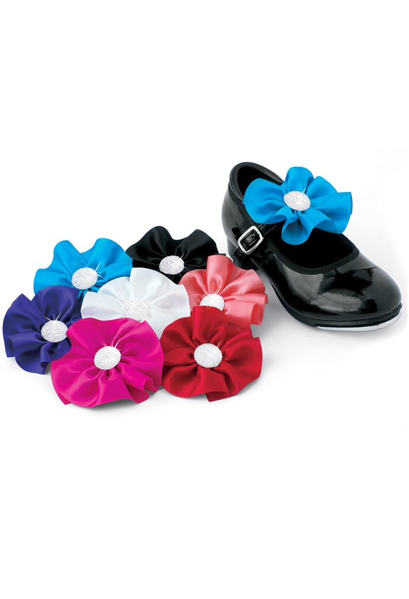 Balera Rosette Shoe Bow - many colors available