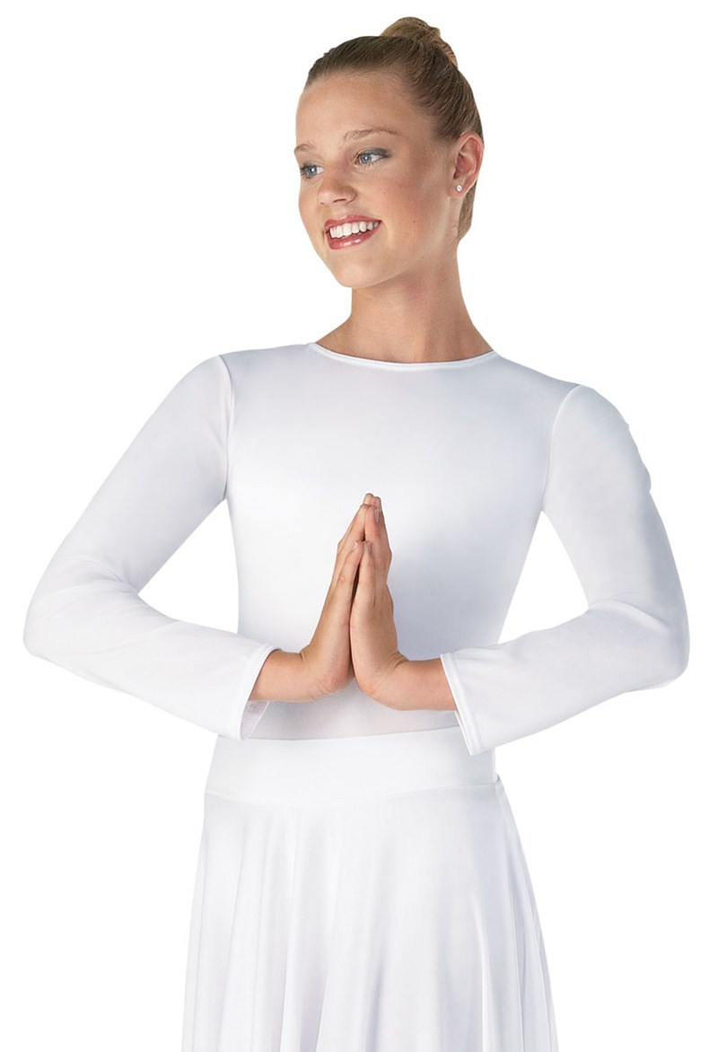 Spiritual Expressions Long Sleeve Leotard