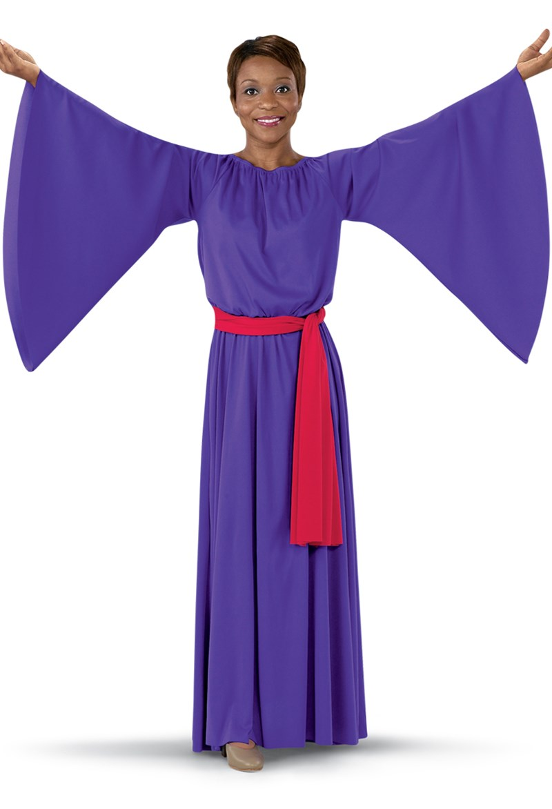 Spiritual Expressions Angel Sleeve Dress