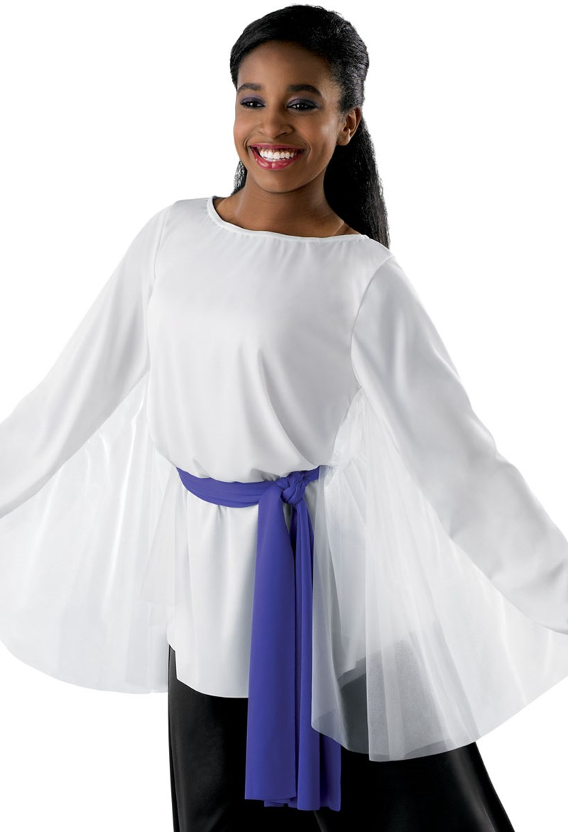Angel Wing Praise Tunic