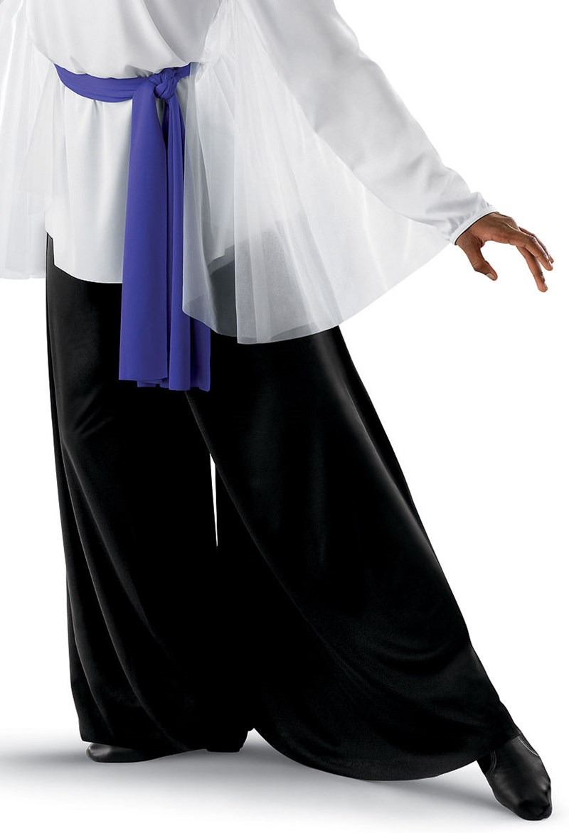 Spiritual Expressions Full-Cut Pants