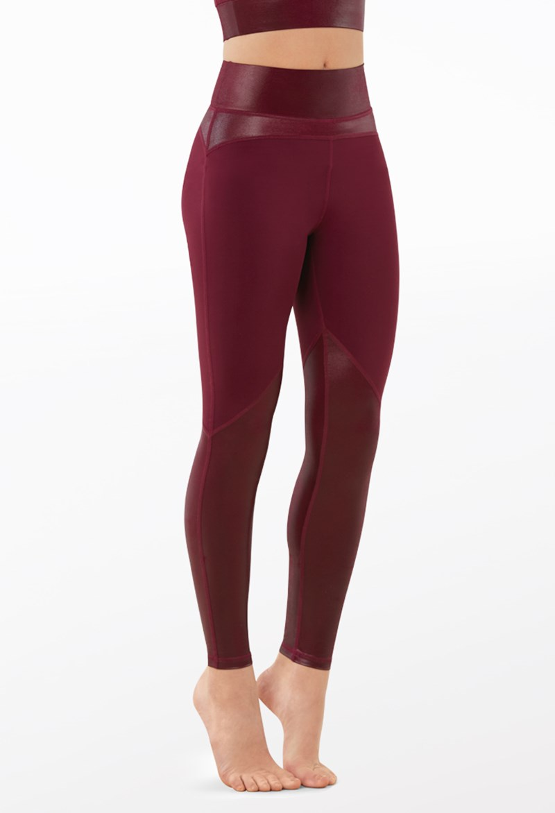 FlexTek Shimmer Leggings