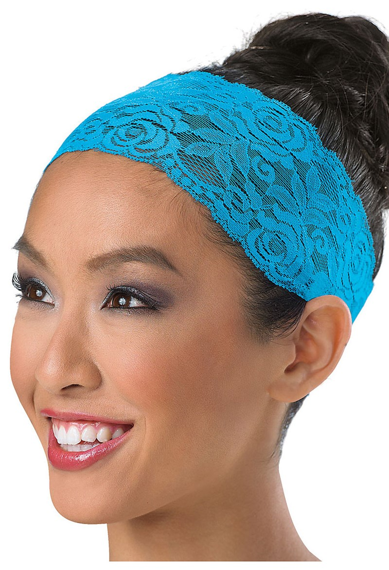 Balera Stretch Lace Headband