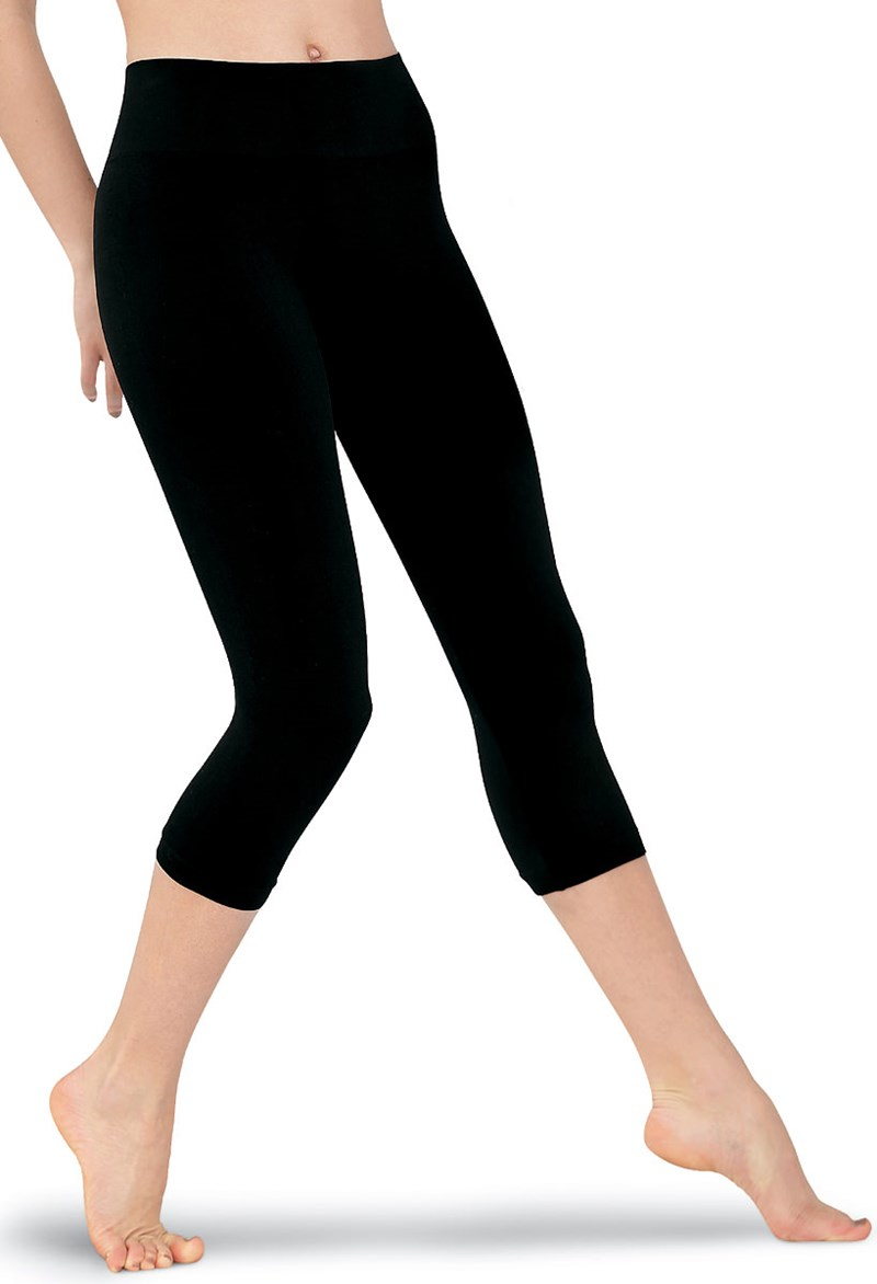 Balera Seamless Capri Leggings